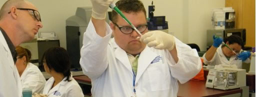 serious pipetting